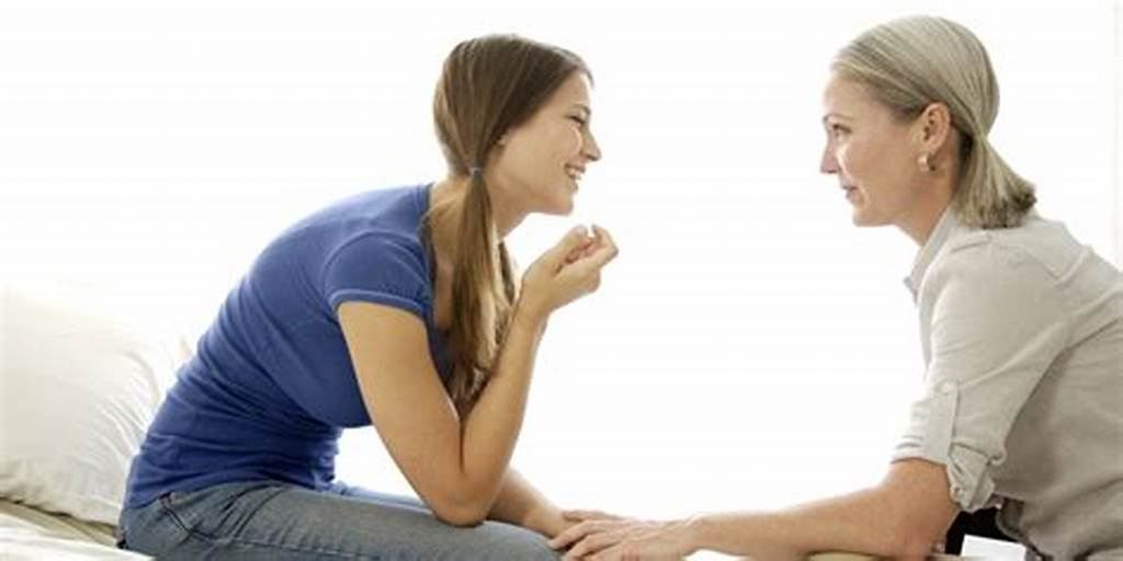 #How #To #Talk #To #Your #Teenage #Daughter