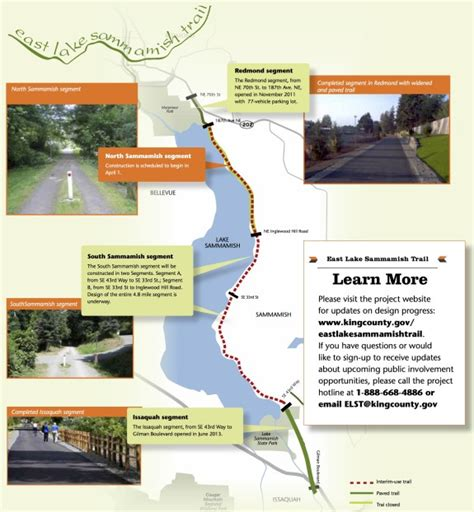 king county section 8 seattle bike trail map newhairstylesformen2014