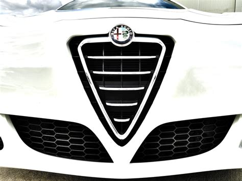 Alfa Romeo Front Grill By Ryn004 On Deviantart