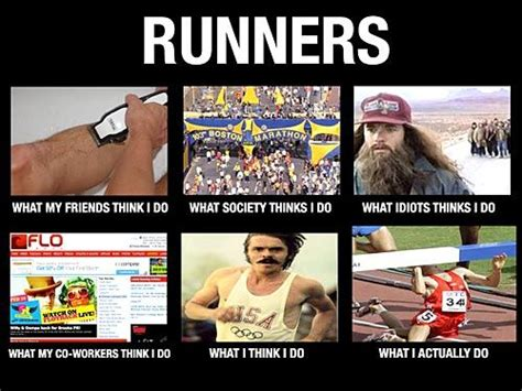 Runner Meme - running meme but i actually have fallen tripped and almost ran into a sand hill crane meh