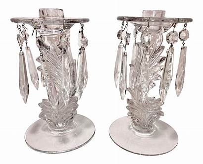 Candle Holders Chairish Glass Crystal