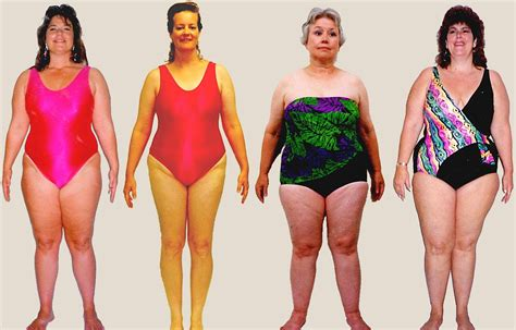 Women's Body Shapes Images