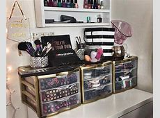 25+ best ideas about Makeup Containers on Pinterest