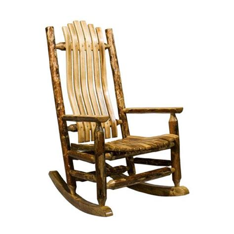 fashioned rocking chair bellacor