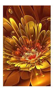 Flower Wallpaper   abstract-flower wallpaper   Unique ...
