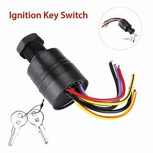 Ignition Switch Replaces Oem 87