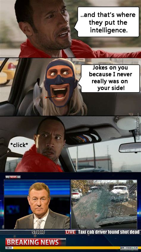 Taxi Meme - taxi cab wars are getting out of hand by mrnicjid meme center