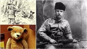 Teddy Bear Hund : teddy bears were named in honor of president theodore ~ A.2002-acura-tl-radio.info Haus und Dekorationen