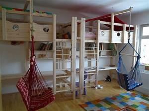 Spielbett Mädchen : abenteuerbett selber bauen ~ Pilothousefishingboats.com Haus und Dekorationen