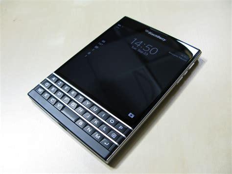 test blackberry passport notre avis cnet