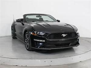 Used 2018 FORD MUSTANG Ecoboost Premium Convertible for sale in HOLLYWOOD, FL | 103596 | Florida ...