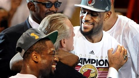 pat reveals five year extension reflects on lebron
