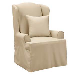 sure fit twill supreme slipcovers target