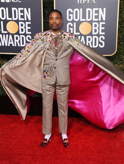 Times Billy Porter Broke The Rules Gender Fashion