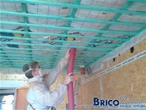 Pose Laine De Verre 2 Couches : 2 couche de laine de verre ou laine de verre pu ~ Melissatoandfro.com Idées de Décoration