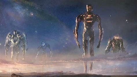 """""""The Eternals"""": i Marvel Studios cambiano ufficialmente il ..."""