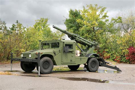 Hawkeye 105mm Integration with HMMWV   Mandus Group