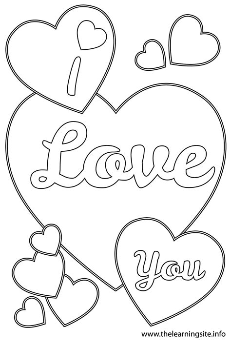 Free Coloring Pages Of I Love Nana