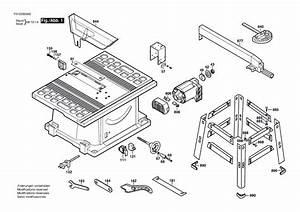 Skil 3305 F012330500 Parts