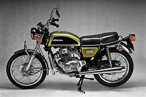 Honda Cb 200 Service Manual