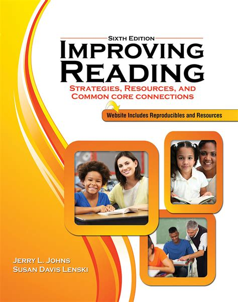 Improving Reading Strategies, Resources, And Common Core Connections  Higher Education