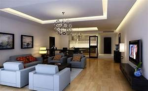 Contemporary Living Room Ceiling Lights LIVING ROOM