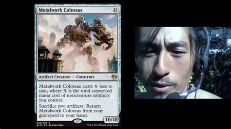 metalwork colossus  dumb af youtube