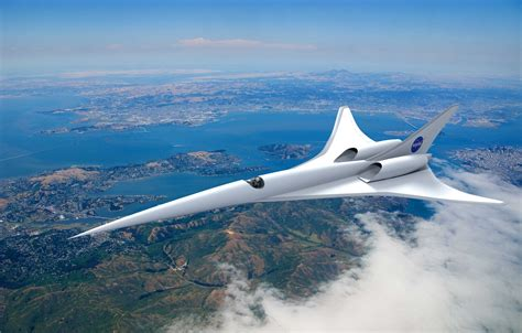 Nasa Invests In Future Of Aviation With Supersonic