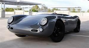 Porsche Spyder 550 : you won 39 t care that this porsche 550 spyder outlaw is a replica ~ Medecine-chirurgie-esthetiques.com Avis de Voitures