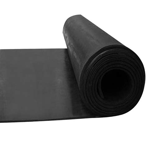 rubber mat roll solid neoprene rubber sheeting garage rubber flooring