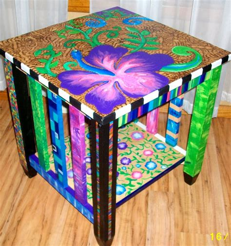1000+ ideas about Painting End Tables on Pinterest