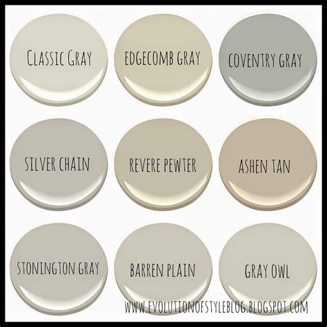 evolution of style benjamin s best selling grays