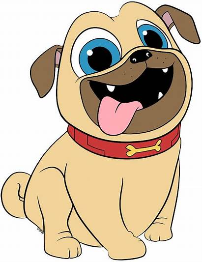 Puppy Dog Bingo Clipart Pals Rolly Clip
