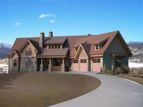 large one story homes large one story house plan house design plans