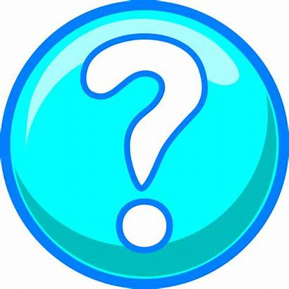Question Mark Clip Powerpoint Clipart Animated Questions