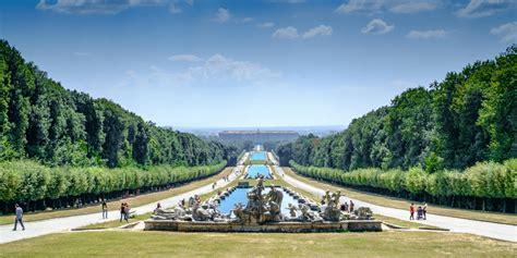 Costo Ingresso Reggia Di Caserta I Giardini Della Reggia Di Caserta L Emozione Parco