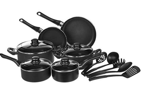 Kitchen Basics Pots And Pans by Prime Day Deal Amazonbasics 15 Non Stick