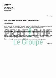 Lettre 48 Si Jamais Recu : lettre de recours suite au refus d 39 un permis de construire ~ Medecine-chirurgie-esthetiques.com Avis de Voitures