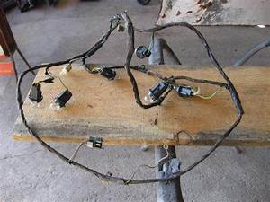 Sell 1969 Pontiac Gto Tailight Tailamp Complete Wire