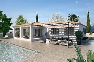 recherche modele de maison drome 26 ma future maison With exceptional exemple de maison neuve 4 photos maison neuve plein pied