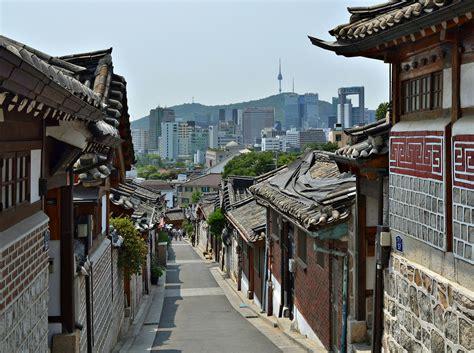 gambar tempat wisata wajib korea selatan nyangko blog