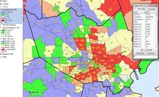Zip Code Map Houston Texas Area