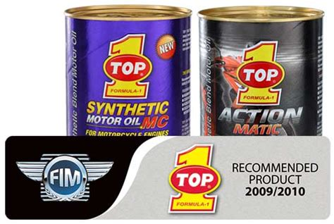 Is Your 4t Motorcycle Oil Fim-recommended?