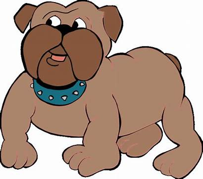 Clipart Dog Clip Bull Bulldog Clipartion