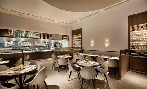 nougatine restaurant review  york usa wallpaper