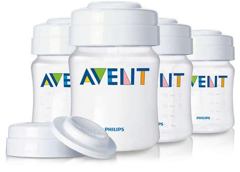 pots de conservation avent avent breast milk containers scf680 04 avent