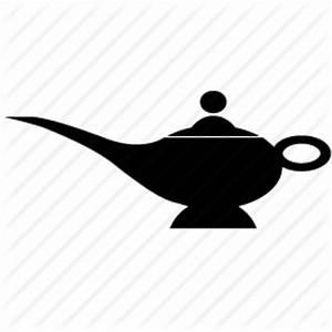 Aladdin, lamp, light, magic icon   Icon search engine