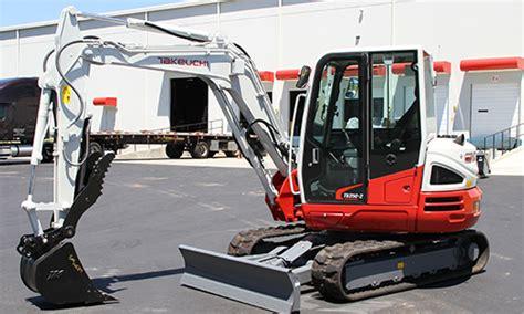 tb  hydraulic excavator takeuchi