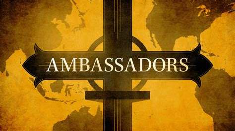 ambassadors  gods kingdom hoover church  christ