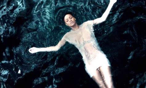 Pop Trash Addicts Rihanna's 'diamonds'  Video Review
